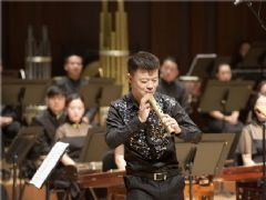 青年笛家胡玉林竹笛音乐会西安站圆满落幕