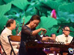 中国潮筝――全国传统古筝学术交流会在汕举…